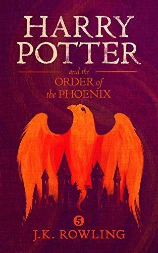 Download Harry Potter Order Phoenix Rowling By J K Rowling