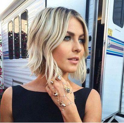 44 Ideas For Hair Styles Short Blonde Julianne Hough Hair Styles Haircuts For Wavy Hair Short Hair Styles