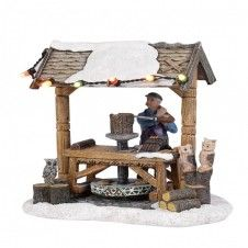 Village De Noel Miniature Pas Cher Pin op lemax miniatures