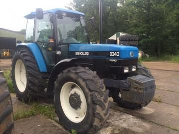Ford New Holland 8340 Tractor Workshop Service Repair Manual Tractors New Holland Ford News