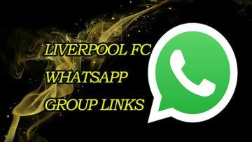 JOIN 50+ LIVERPOOL FC WHATSAPP GROUP LINKS LIST