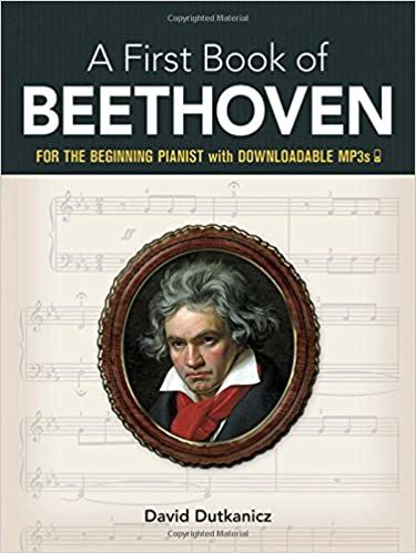 A First Book Of Beethoven 24 Arrangements For The Beginning Pianist With Downloadable Mp3s Dover Music For Piano Dutkanicz Davi In 2021 Beethoven Pianist Wishlist