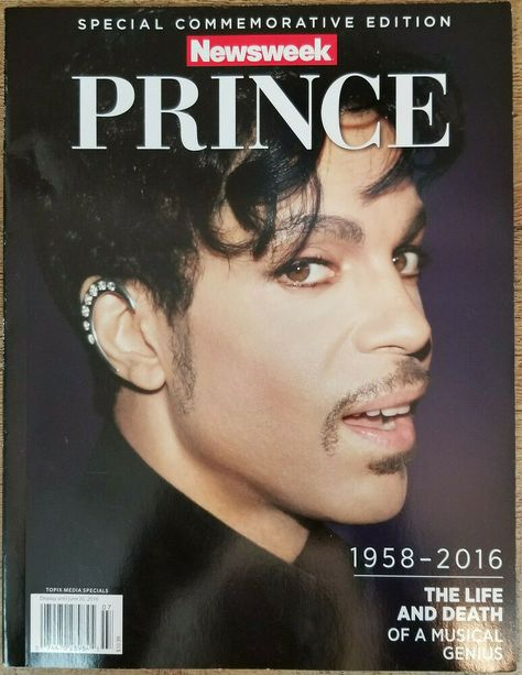 Prince The Life and Death of a Musical Genius.