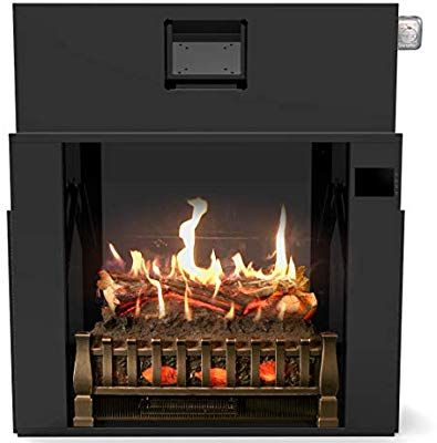 Amazon Com Magikflame Most Realistic Electric Fireplaces