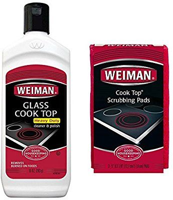 Weiman Cooktop Cleaner And
