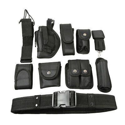 Police Security Canvas Tactical Duty Bag