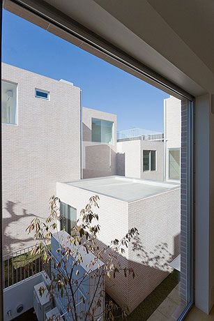 14 best SEIJYO TOWNHOUSE (2007) images on Pinterest Terraced house