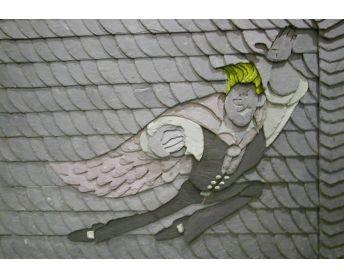 Schieferornamente Vorlagen Bilder Rathscheck Schiefer Rathscheck Schiefer Schiefer Holzbau Fassade