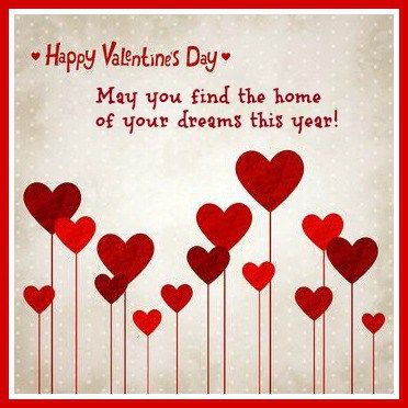 Taylor Associates Realty Want To Wish Everyone Happy Valentine S Day Contact Us Today To Find The Real Estate Postcards Real Estate Quotes Real Estate Ads