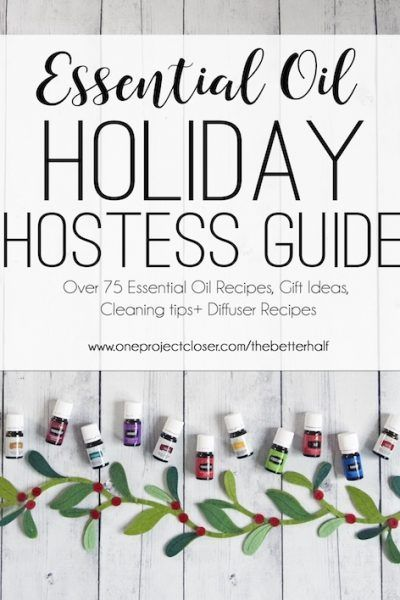 2020 Doterra Christmas Gift Guide Holiday Hostess Guide in 2020 | Essential oils christmas