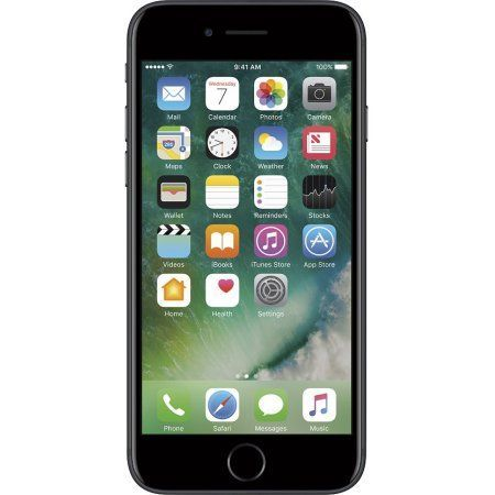 Refurbished Apple Iphone 7 128gb Black Unlocked Lte Walmart Com 128gb Apple Bankgeschaftenachkwg Black Iphone Lte In 2020 Apple Iphone Iphone Iphone 7 Plus