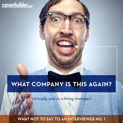 Going into a job interview and asking,  - careerbuilder resume
