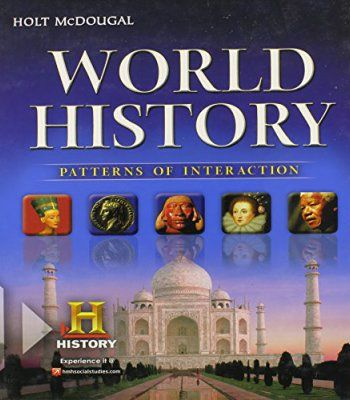 World History PDF | library | Modern world history, Holt mcdougal