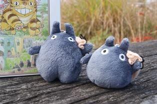 トトロ はりこーシカ マンマユート便り Vol 14 三鷹の森ジブリ美術館 Studio Ghibli Ghibli Museum Ghibli