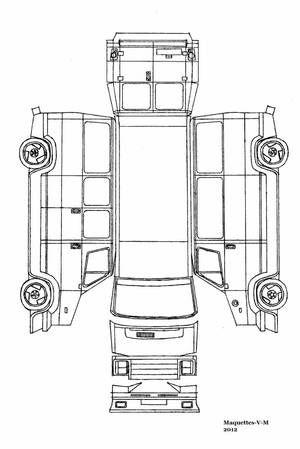 Peugeot j5 / Citroen c25 / Fiat Ducato / Talbot Express