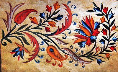 الزخارف النباتية و رمزيتها فى الفنون المسيحية Rooster Animals
