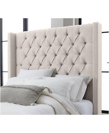 Furniture Monroe Upholstered Full Bed Created For Macy S