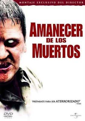 Descargar El Amanecer De Los Muertos En Español Latino El Amanecer De Los Muertos Peliculas De Terror Peliculas