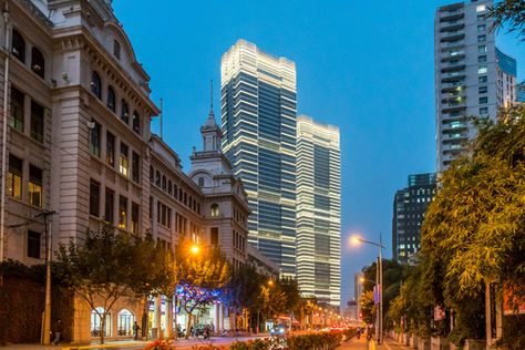 Singapores CapitaLand To Acquire Highest Twin Towers In Shanghai For USD187 Billion