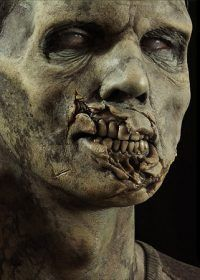 Silicone Zombie Mouth Reusable Prosthetic | zom1 in 2019