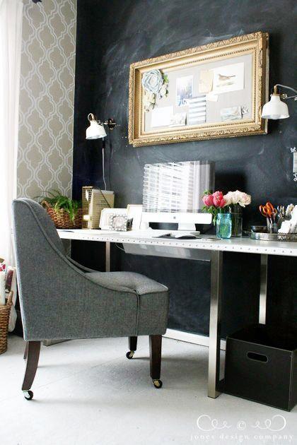 Pretty Office By Emily Schoenfeld Schoenfeld Schoenfeld