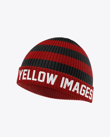 Download Winter Hat Mockup Half Side View In Apparel Mockups On Yellow Images Object Mockups Winter Hats Clothing Mockup Side View