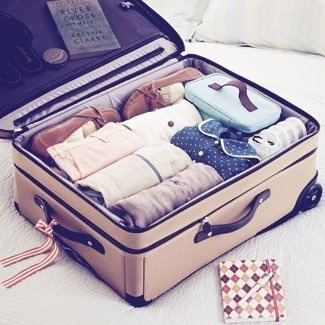 How To Roll Clothes For Packing Cubes Packing Tips For Travel Travel Packing Suitcase Packing