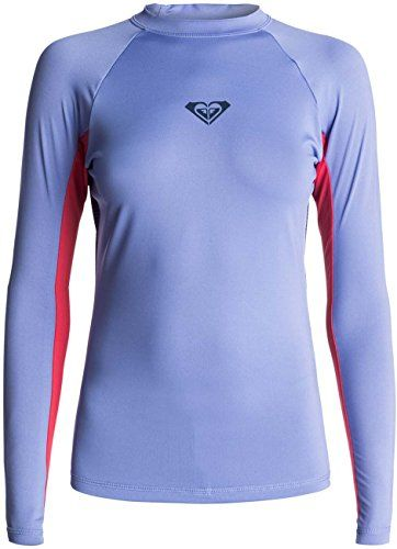 7036275c0a Women's Rash Guard Shirts - Roxy Womens Xy Long Sleeve Rash Guard -- Learn  more by visiting the image link. (This is an Amazon affiliate link)
