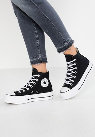 CHUCK TAYLOR ALL STAR HI - Baskets montantes - black ...
