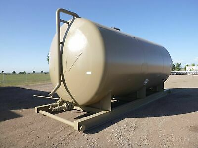 Ad Ebay Url Custombuilt 10 000 Gallon Skid Mounted Water Tank 10k Stock 2660 Water Tank Gallon Clear Epoxy Resin