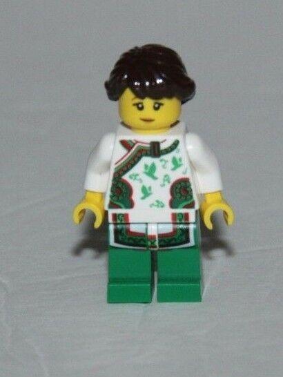 Lego New Ivy Walker 70620 Ninja Ninjago Movie Minifigure Figure