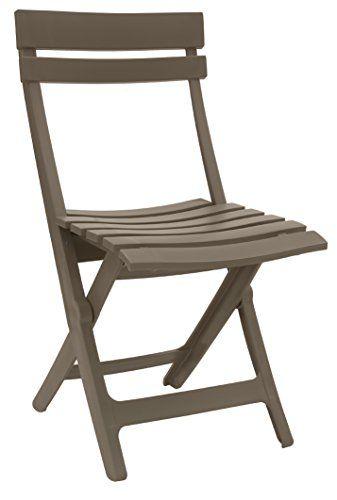 Grosfillex Miami Chaise Pliante Chaise Pliante Chaise De Jardin Grosfillex