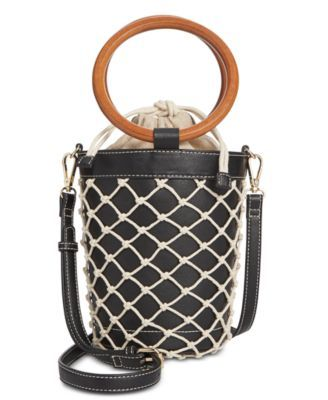 new lifestyle new arrival best wholesaler I.N.C. Fisherman Bucket Bag, Created for Macy's | macys.com ...