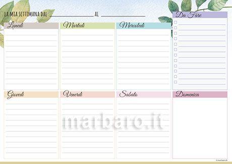 Kit per personalizzare e ravvivare la tua agenda e quaderni.