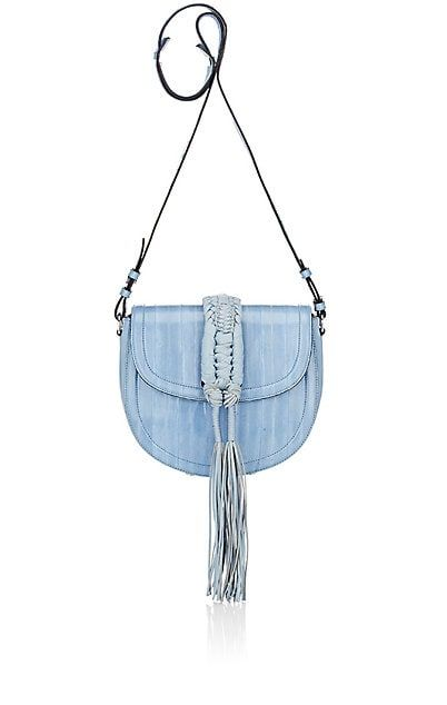 f668a66fde0 We Adore: The Ghianda Knot Small Saddle Bag from Altuzarra at Barneys New  York