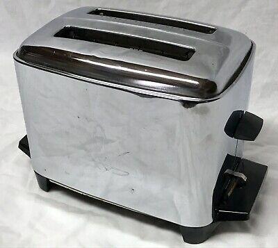 Ebay Ad Link Nice Vintage 1960 S Chrome Proctor Silex Automatic Pop Up Toaster Model 20229 Pop Up Toaster Toaster Proctor Silex