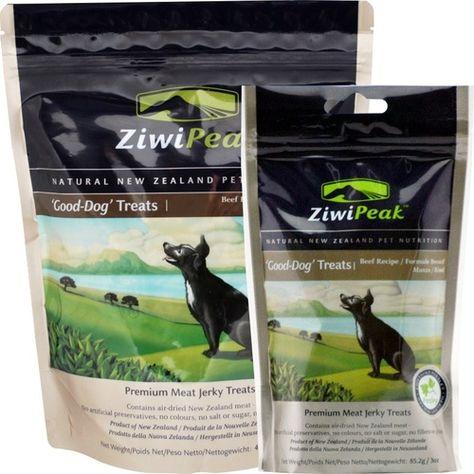 Ziwipeak Good Dog Beef Treats Rewards 85g Best Treats For Dogs