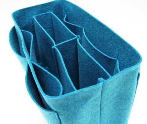 Idee für Tasche mit Nähkram für Nähkurs etc.