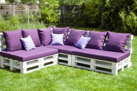 Decoracion Y Muebles Para Terraza Con Palets Muebles Para