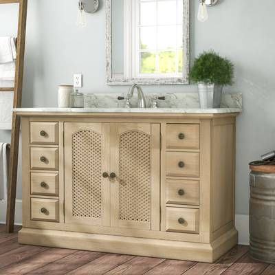 Laurel Foundry Modern Farmhouse Berlin 26 Single Bathroom Vanity