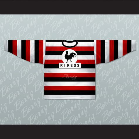 Providence Reds 1929 36 Hockey Jersey Any Number Or Player New Hockey Jersey Hockey Jersey