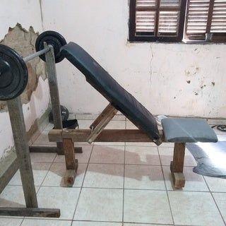 Wooden Diy Bench Press Plans
