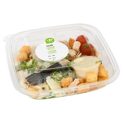Carrefour Lunch Time Salade Caesar Au Poulet 300 G
