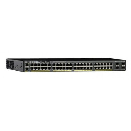 Catalyst Ws C2960x 48fps L 2960 X 48 Gige Poe 740w 4 X 1g Sfp Lan Base Mail Id Info Ecindia Com Contact 080 41214355 41 Network And Security Networking Dvi