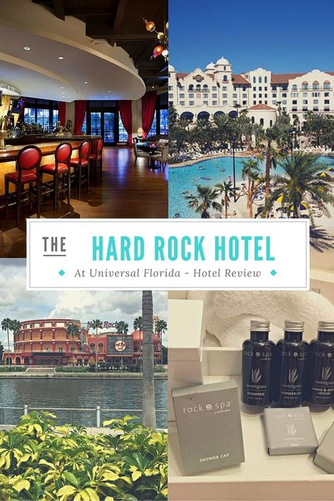 Find our why you should stay at The Hard Rock Hotel at Universal Florida when visiting Orlando and the Universal Studios Theme parks - my tips and tricks from a recent stay