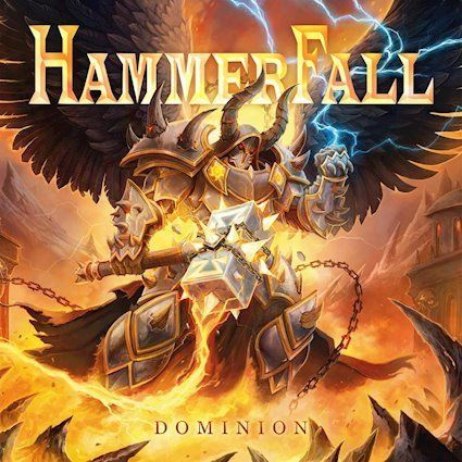 Album Review Hammerfall Dominion Musica Imaginarium Descarga