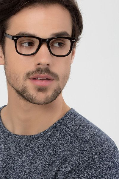 Blizzard Dark Tortoise Acetate Eyeglasses from EyeBuyDirect. Exceptional style, quality, and price with these glasses.