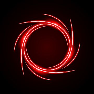 Abstract Circle Light Red Frame Vector Background Abstract Background Banner Png And Vector With Transparent Background For Free Download Vector Background Circle Light Red Frame