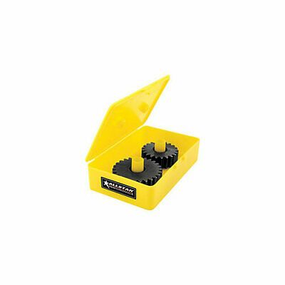 Midget 6-Spline Yellow Allstar ALL14352 Tote Box For Quick Change Gears