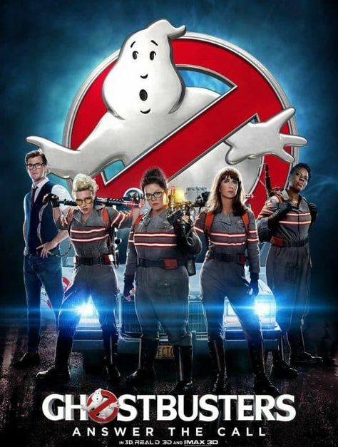 Ghostbuster (2016)